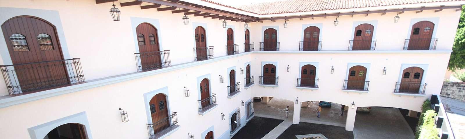 El Hotel - Hotel La Recolección