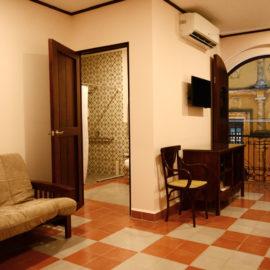 View - Interior Master Suite - Hotel La Recolección