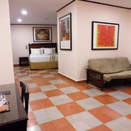 Interior Master Suite - Hotel La Recolección